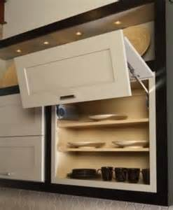 Kitchen Wall Cabinet Doors Vertical Hinge Wall Cabinets Contemporary Kitchen Cabinetry Other By Wellborn Cabinet Inc