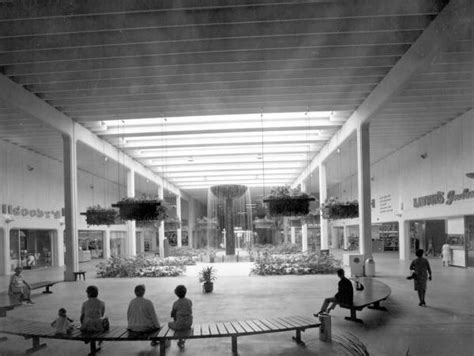 winter garden fl mall florida memory interior of the winter park mall with a