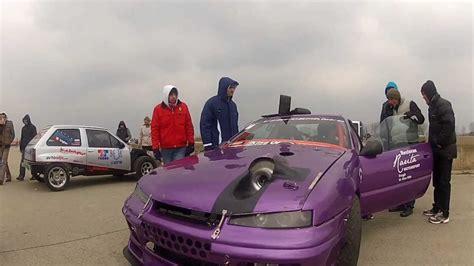 opel calibra race car opel calibra turbo drag racing hu video youtube