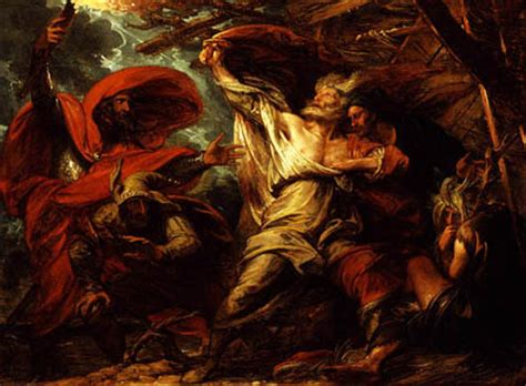 themes in king lear justice benjamin west