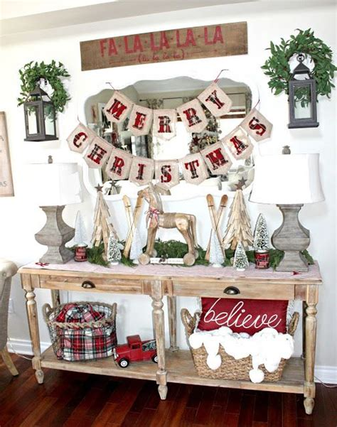 farm decorations for home nesting blissfully a very farmhouse christmas home tour