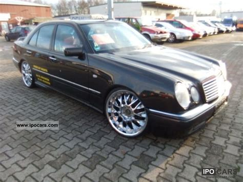 e 430 amg 1998 mercedes benz e 430 amg package full ausstat 157 tkm car photo and specs