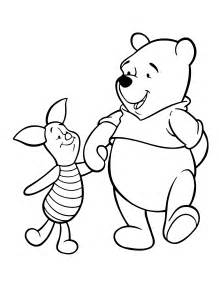 pooh coloring pages winnie the pooh coloring pages