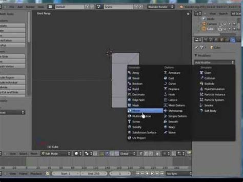 tutorial blender step by step blender 3d tutorial beginners how to use clipping for