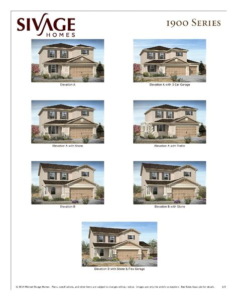 sivage homes floor plans 28 images sivage homes 17