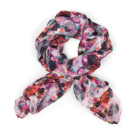 kipling soft printed scarf ebay