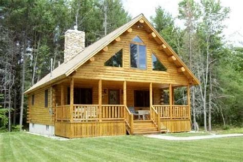 custom 00 754 log cabin plan by katahdin cedar log homes