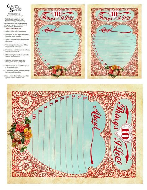 Vintage Craft Paper - 76 best images about free vintage printables from crafty
