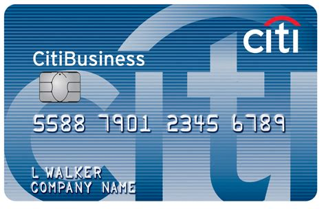 Citibank Business Card
