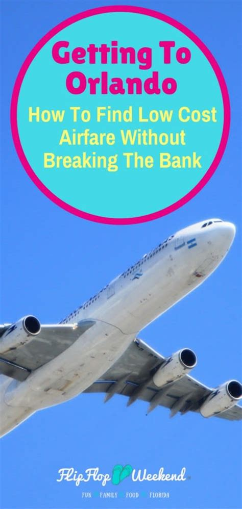 how to find low cost flights without breaking the bank
