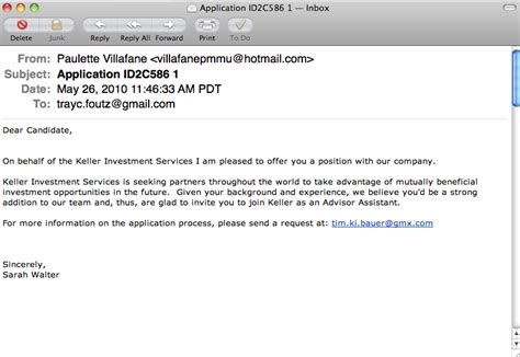 subject for job applying via email pictures to pin on