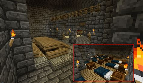 Minecraft Castle Dining Room Castle Astaria Pic Heavy Screenshots Show Your