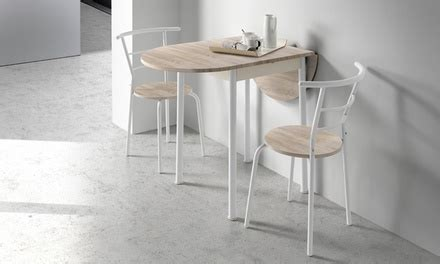 tavolo pieghevole con sedie tavolo pieghevole con 2 sedie in mdf