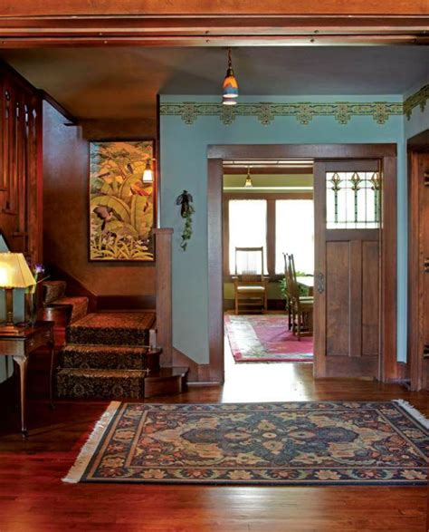 arts and crafts style homes interior design arts and crafts movement in america