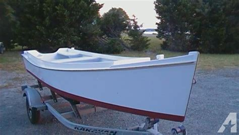 wooden skiff boat for sale new 14 quot bailey model quot crabbing skiff no wood for