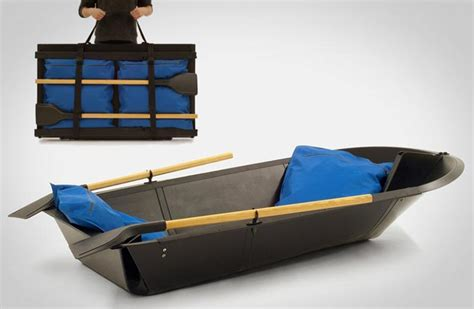 maarno folding rowboat - Folding Rowboat