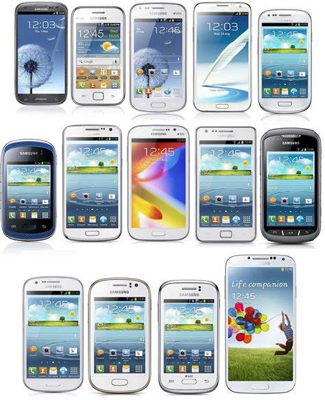 Galaxy Ace 3 Vs Galaxy Fame samsung galaxy devices design post galaxy s iii sammy hub