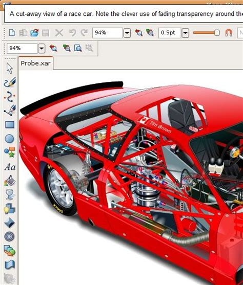 car design editor software 20 vector graphics editors reviewed smashing magazine