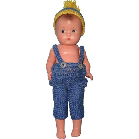 effanbee composition doll effanbee baby tinyette composition doll from