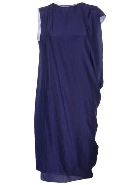 asymmetric drape dress lanvin women s asymmetric dress fosoz
