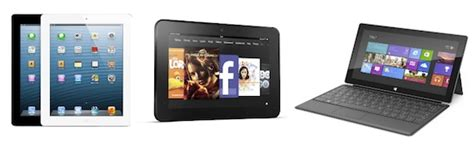 top 10 best tablet top 10 tablets the 10 best tablets of 2013 comparison and