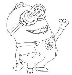 despicable me minions coloring pages kids under 7 despicable me coloring pages