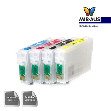 refillable cartridges for epson expression home xp 310
