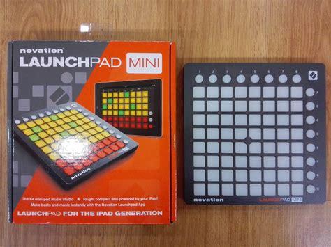 launchpad mini novation launchpad mini