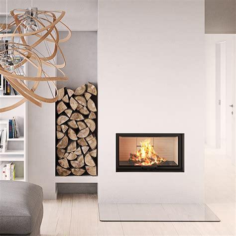Visio Fireplace by Rais Visio