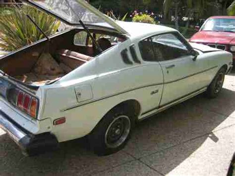 1977 Toyota Celica Gt For Sale Purchase Used 1977 Toyota Celica Gt Fastback White 2
