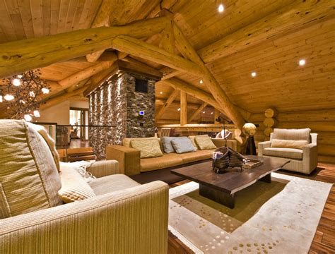 log home lighting design log home handcrafted on ranch acreage columbia interior