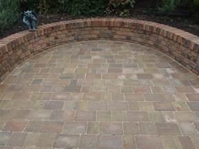 patio paving blocks how to lay block paving for an garden garden