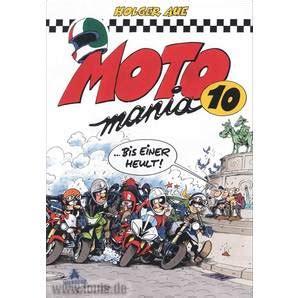 Motorradfahren English by Motomania Comics Circa 48 Seiten Kaufen Louis Motorrad