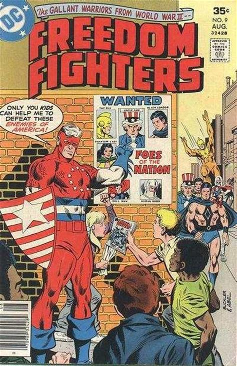 the freedom fighter books freedom fighters comic books for sale buy freedom