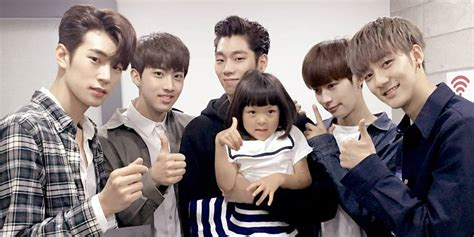 the band who are the members from knk choovely sarang meets up with handsome oppas knk