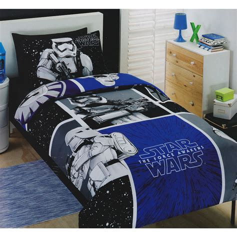 star wars bed sheets star wars stormtrooper quilt duvet cover bedding set