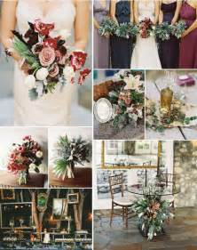 fall wedding color palette 9 gorgeous wedding color palettes for autumn onewed