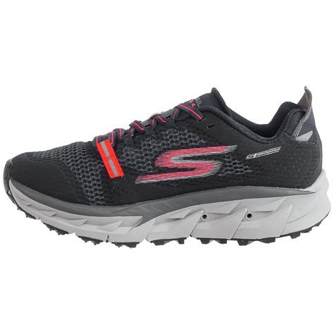 skechers running shoes for skechers gotrail ultra 4 trail running shoes for