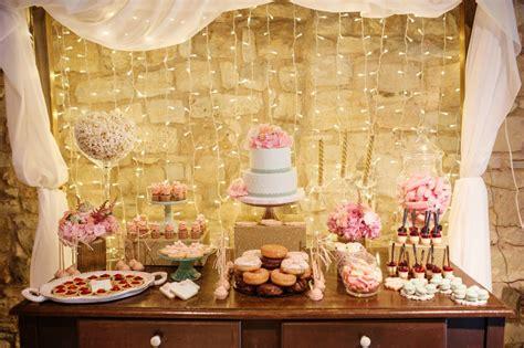 ahora ya ves que una boda romantica en rosa y dorado puede ser una boda rom 225 ntica en rosa y dorado all lovely party