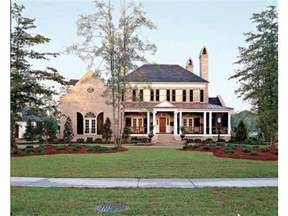 Colonial Style Home Plans Colonial House Plans At Eplans Com Colonial Home Designs