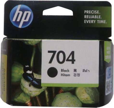 Hp 704 Color Original hp 704 single color ink cartridge hp flipkart