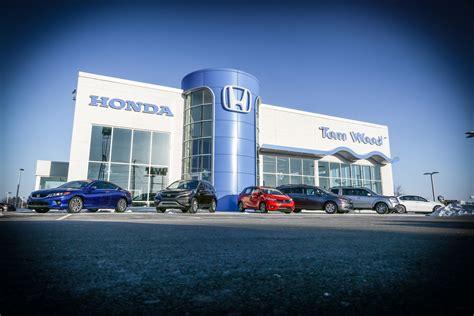 Tom Wood Honda tom wood honda grand opening of new dealership