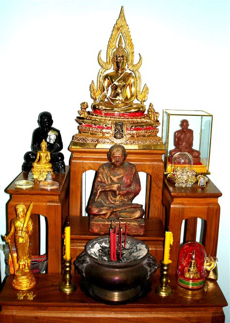 Home Decor Buddha Statue thai amulet store offer rare thai amulets and talismans