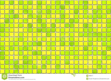 gelbe fliesen gelbe fliesen mosaik lizenzfreie stockfotografie bild