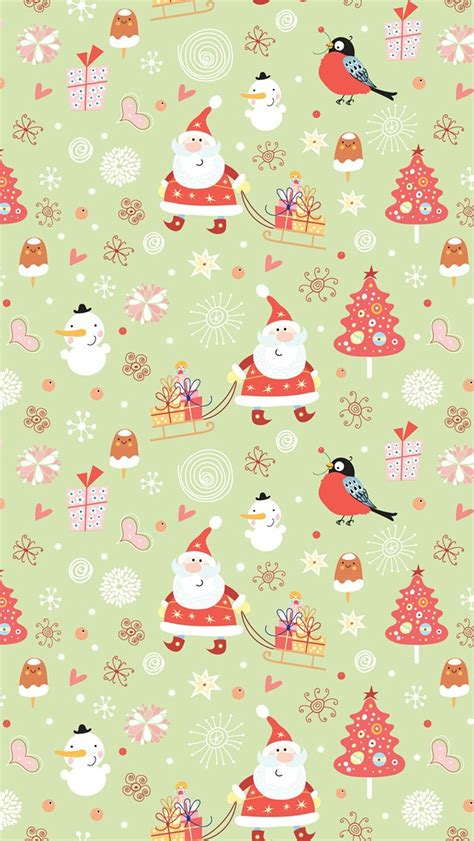 christmas pattern wallpaper for iphone 53 christmas iphone wallpapers to download without cost