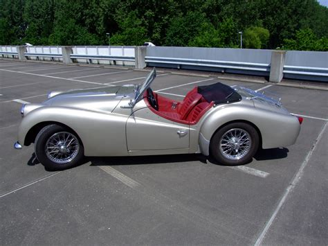 Auto Tr by Triumph Tr Autos Post
