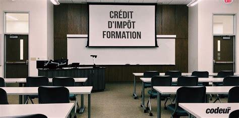 Credit Impot Pour Formation Chef D Entreprise dirigeants d entreprise comment b 233 n 233 ficier du cr 233 dit d