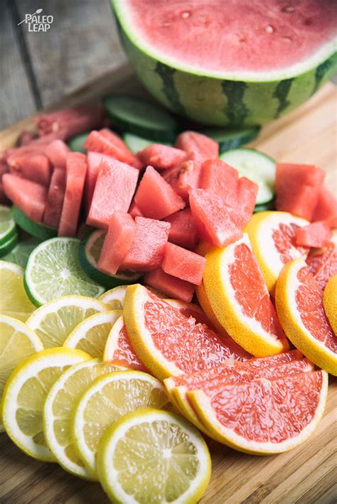 raspberry lime flavored water paleo leap citrus and watermelon flavored water paleo leap
