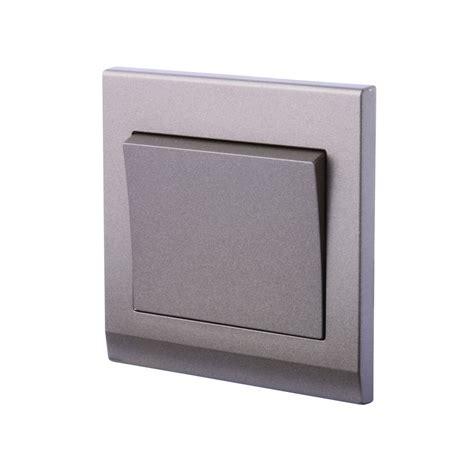 Simplicity Mechanical Light Switch 1 Gang Intermediate Light Switch