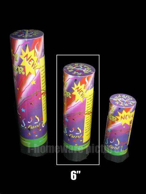 Popper Uk 30cm 2x no work birthday wedding confetti cannon popper choose ebay